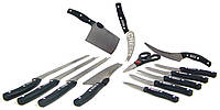 Набор кухонных ножей miracle blade, 12 предметов