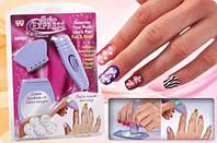Набор для росписи ногтей Stamping Salon Express