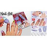 Набор для росписи ногтей stamping salon express, фото 2