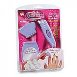 Набор для росписи ногтей stamping salon express, фото 7
