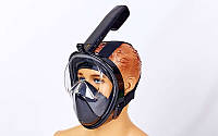 Подводная маска для плавания (снорклинга) Free Breath
