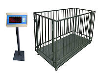 Весы для взвешивания животных ВПД-СК-1015-1 до 1000 кг