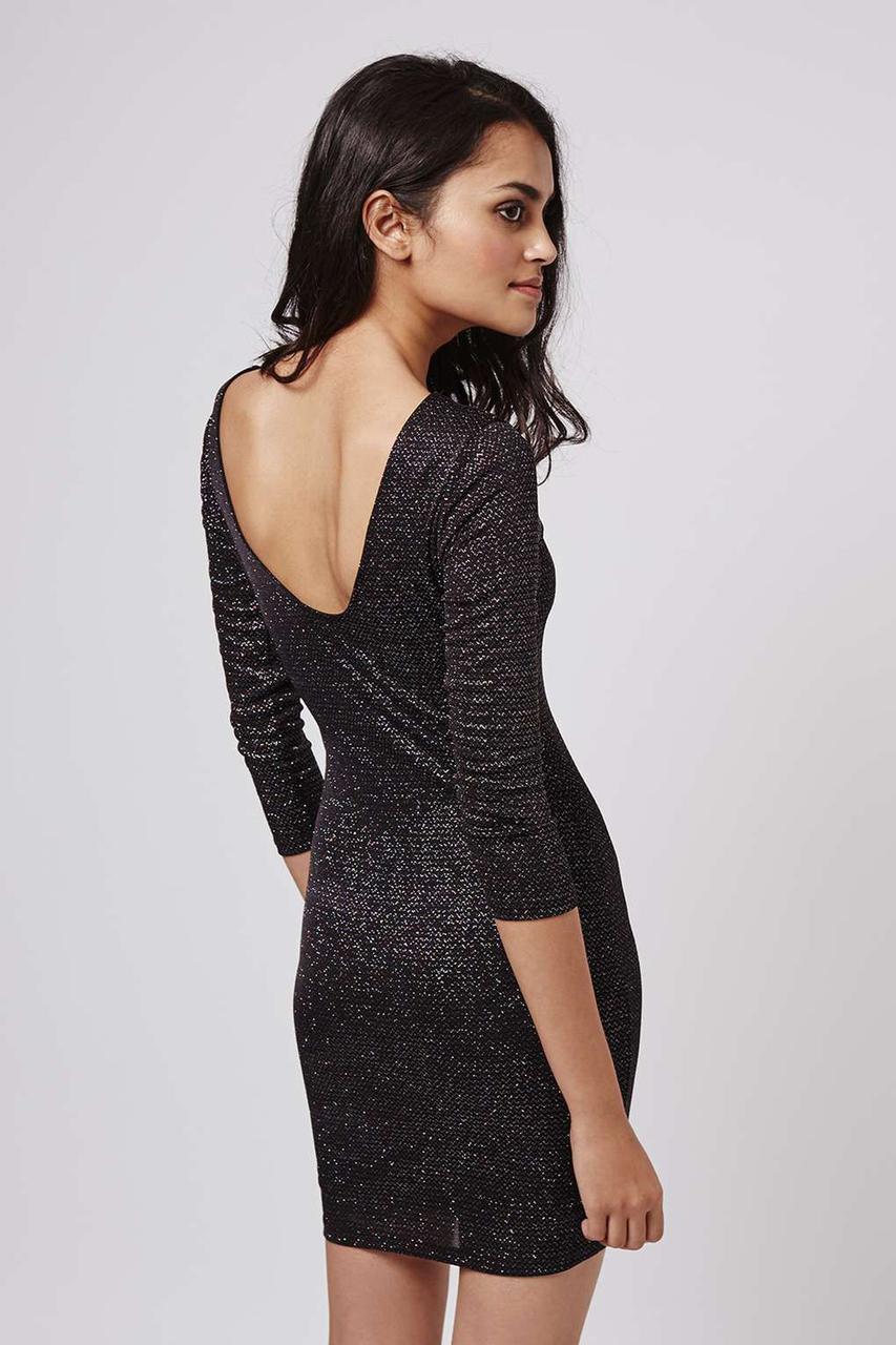 Новое блестящее платье Topshop
