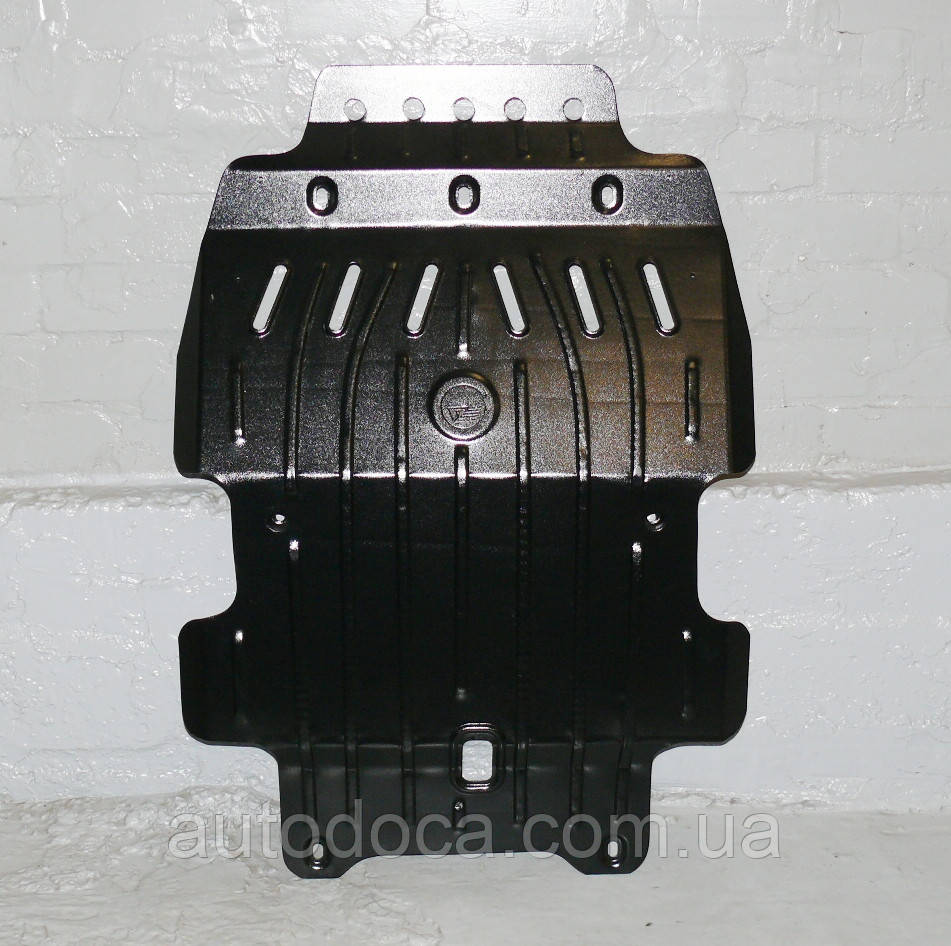 Защита картера двигателя Lexus LX570  2007-
