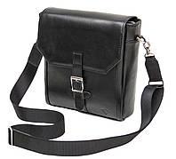 Мужская кожаная сумка Black Diamond BD51A