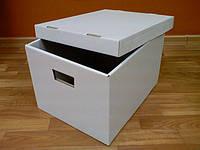 Архивные боксы, архивные короба, архивные папки, накопители для документов