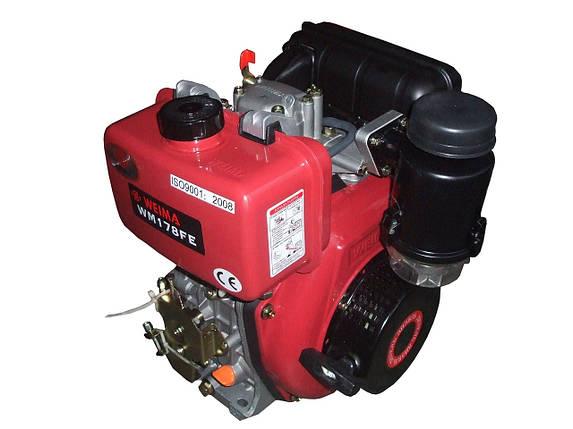 Двигатель дизельный WM178FE-Т, фото 2