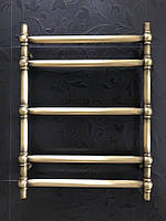 Бронзовый полотенцесушитель 500х700 Ретро ШАР АЗОЦМ