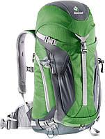 Рюкзак 24 л. для треккинга, хайкинга ACT TRAIL 24 DEUTER, 34412 2424 зеленый