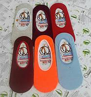 Подследники женские х/б Marde Socks, ассорти, 36-40 размер, 02241