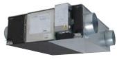Приточно-вытяжная установка Mitsubishi Electric Lossnay  LGH-35RX5-E