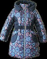 Зимнее пальто для девочки. Только 116