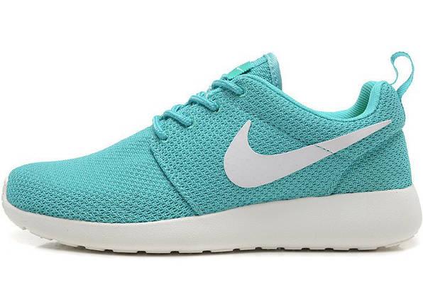 Женские кроссовки Nike Roshe Run Mint, фото 2