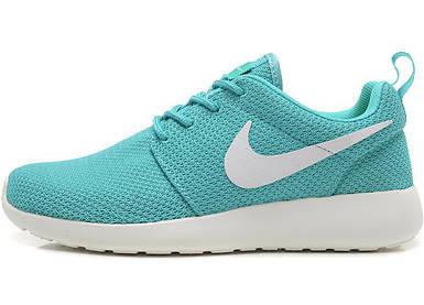 Женские кроссовки в стиле Nike Roshe Run Mint