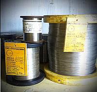 Нить нихромовая х20н80 диаметр 0,3 мм