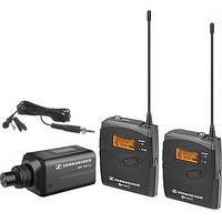 Беспроводная радиосистема с петличным микрофоном Sennheiser Evolution G3 100