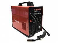 Сварочный инверторный полуавтомат Темп MIG-250UN (проволока+электрод)