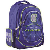 Рюкзак (ранец) школьный 1 Вересня YES 555290 S-24 Cambridge 40*30*13,5см