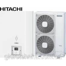 Тепловые насосы Hitachi.