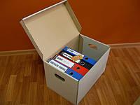Архивный бокс 480х325х300, светлый