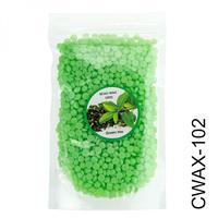 Гранулированный горячий воск Bead Wax 100 г - Green tea