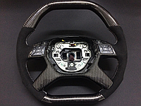 "Руль карбоновый ""Brabus"" на Mercedes G-Сlass W463, фото 1"