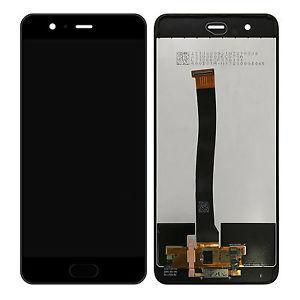 Дисплейний модуль для телефону Huawei P10 Plus в зборі з тачскріном, чорний