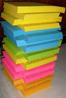 Бумага цветная А3, А4