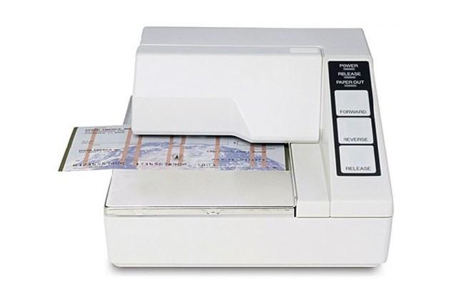 Матричный принтер печати на бланках TM-U295