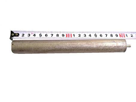Анод магниевый Ø26мм / L=200мм / резьба M5x10мм Италия, фото 2