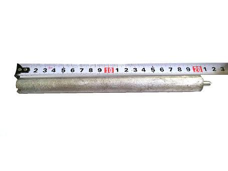 Анод магниевый Ø26мм / L=200мм / резьба M4x10мм Италия, фото 2