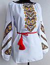 Женская вышиванка крестиком, фото 2