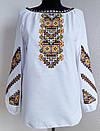 Женская вышиванка крестиком, фото 3