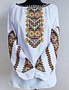 Женская вышиванка крестиком, фото 4