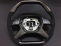 Руль карбоновый на Mercedes G-Сlass W463, фото 1
