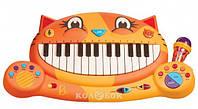 Музыкальная игрушка Battat - КОТОФОН (свет, звук)