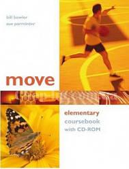 Move Elementary Coursebook with CD-ROM / Учебник с диском