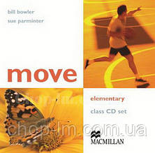 Move Elementary Class CD set / Аудио диск