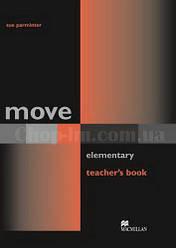 Move Elementary Teacher's Book / Книга для учителя