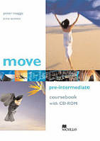 Move Pre-Intermediate Coursebook with CD-ROM / Учебник с диском