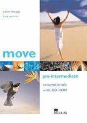 Move Pre-Intermediate Coursebook with CD-ROM / Учебник с диском