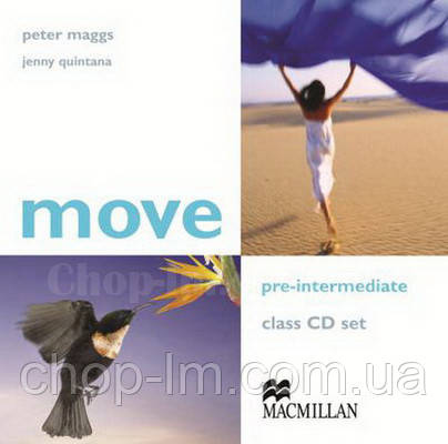 Move Pre-Intermediate Class CD set / Аудио диск, фото 2