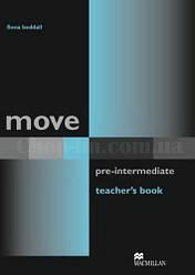 Move Pre-Intermediate Teacher's Book / Книга для учителя