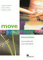 Move Intermediate Coursebook with CD-ROM / Учебник с диском