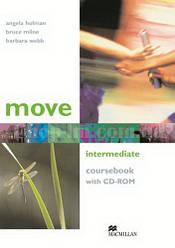 Move Intermediate Coursebook with CD-ROM / Учебник с диском