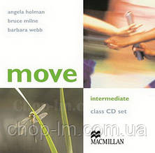 Move Intermediate Class CD set / Аудио диск