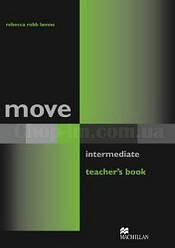 Move Intermediate Teacher's Book / Книга для учителя