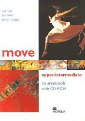 Move Upper-Intermediate Coursebook with CD-ROM / Учебник с диском