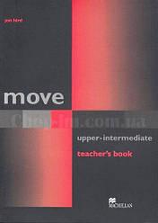 Move Upper-Intermediate Teacher's Book / Книга для учителя
