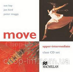 Move Upper-Intermediate Class CD set  / Аудио диск